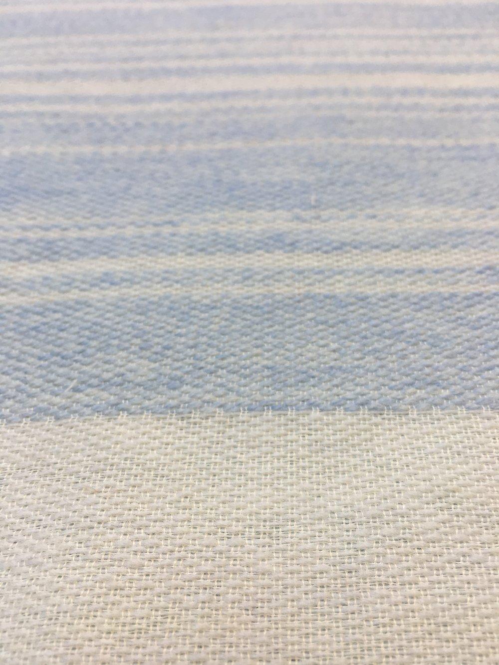 LANDSCAPE STRIPE I ICED BLUE