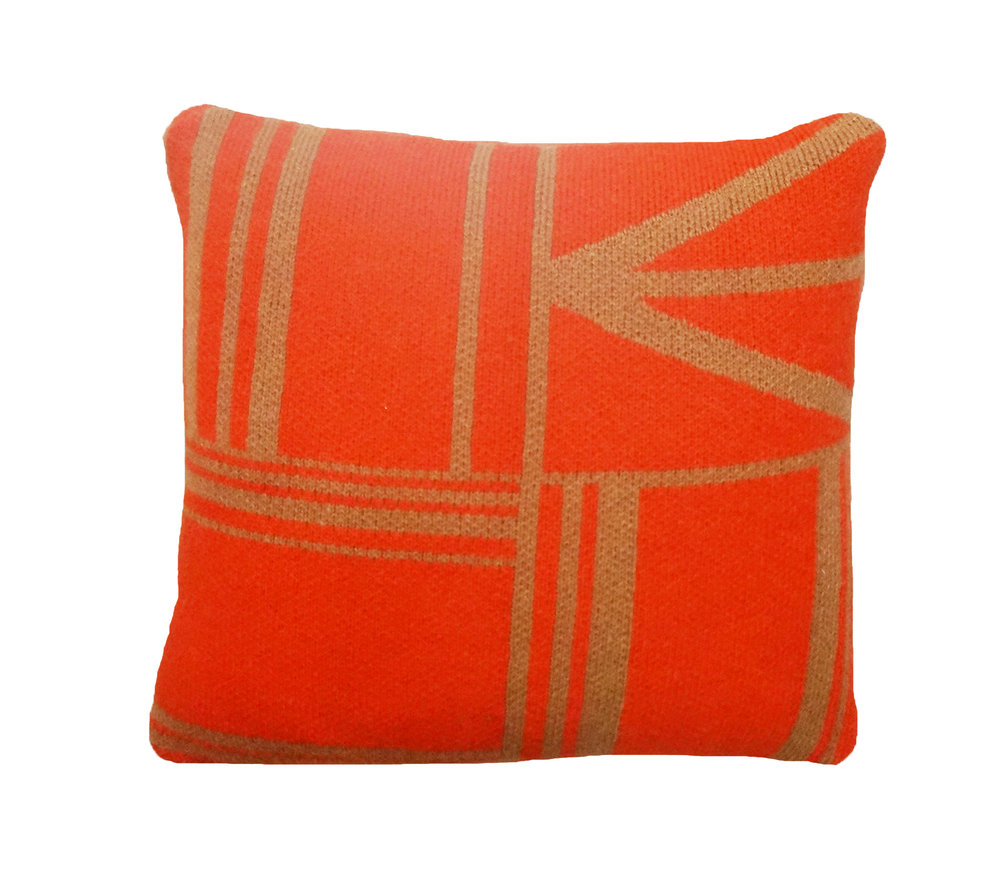 OWAMI CUSHION I CORAL