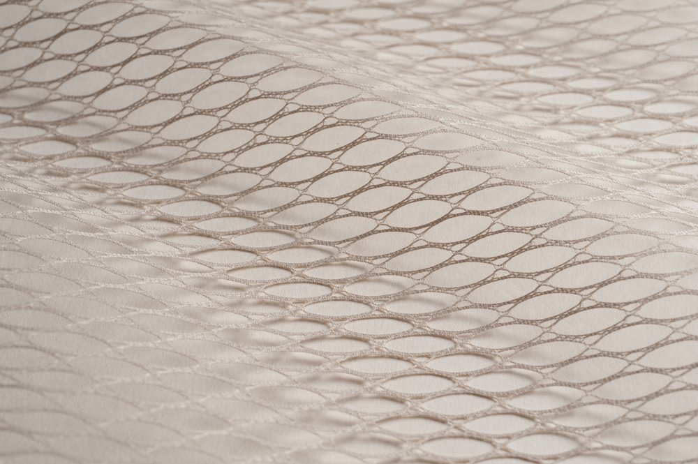 ABSTRACT NET I LINEN