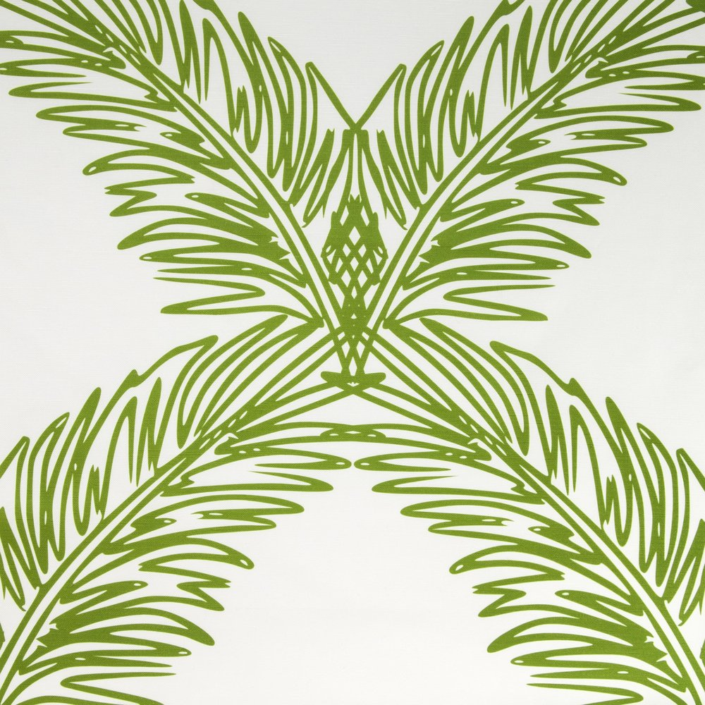 PALM TRELLIS I GREEN
