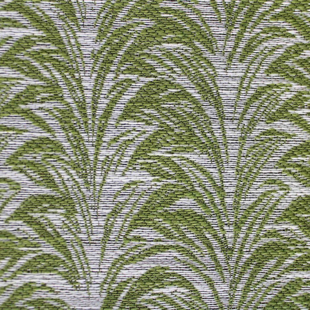 ZEBRA I PARAKEET *Indoor/Outdoor Fabric