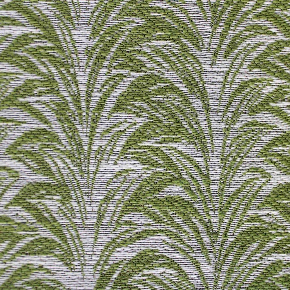 ZEBRA I PARAKEET *Indoor/Outdoor Fabric