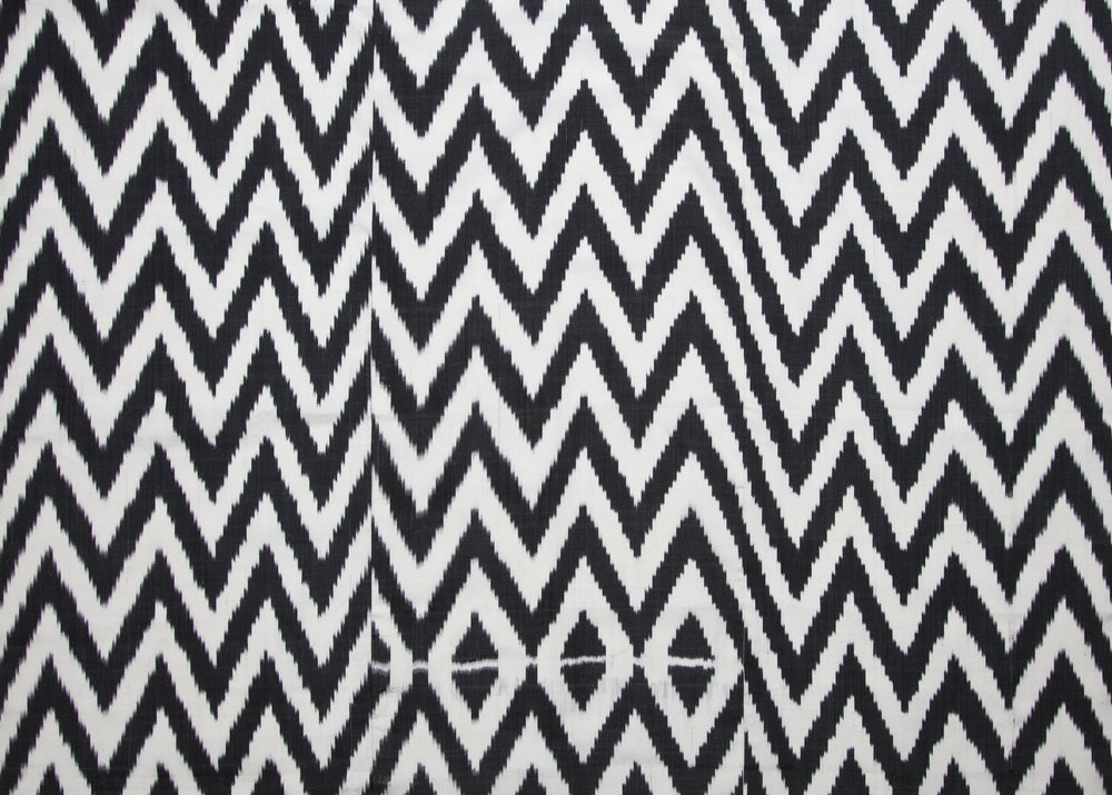 CHEVRON I BLACK