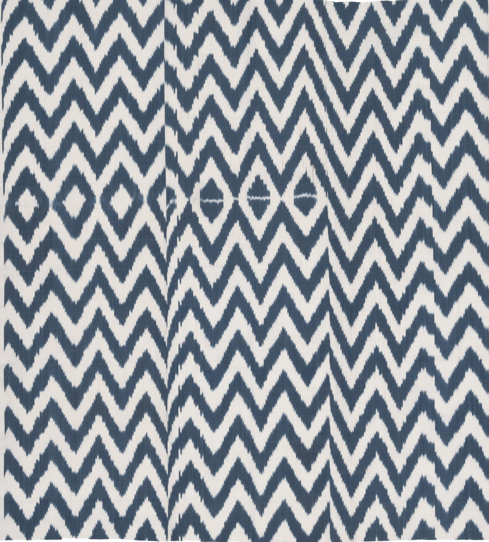 CHEVRON I BLUE