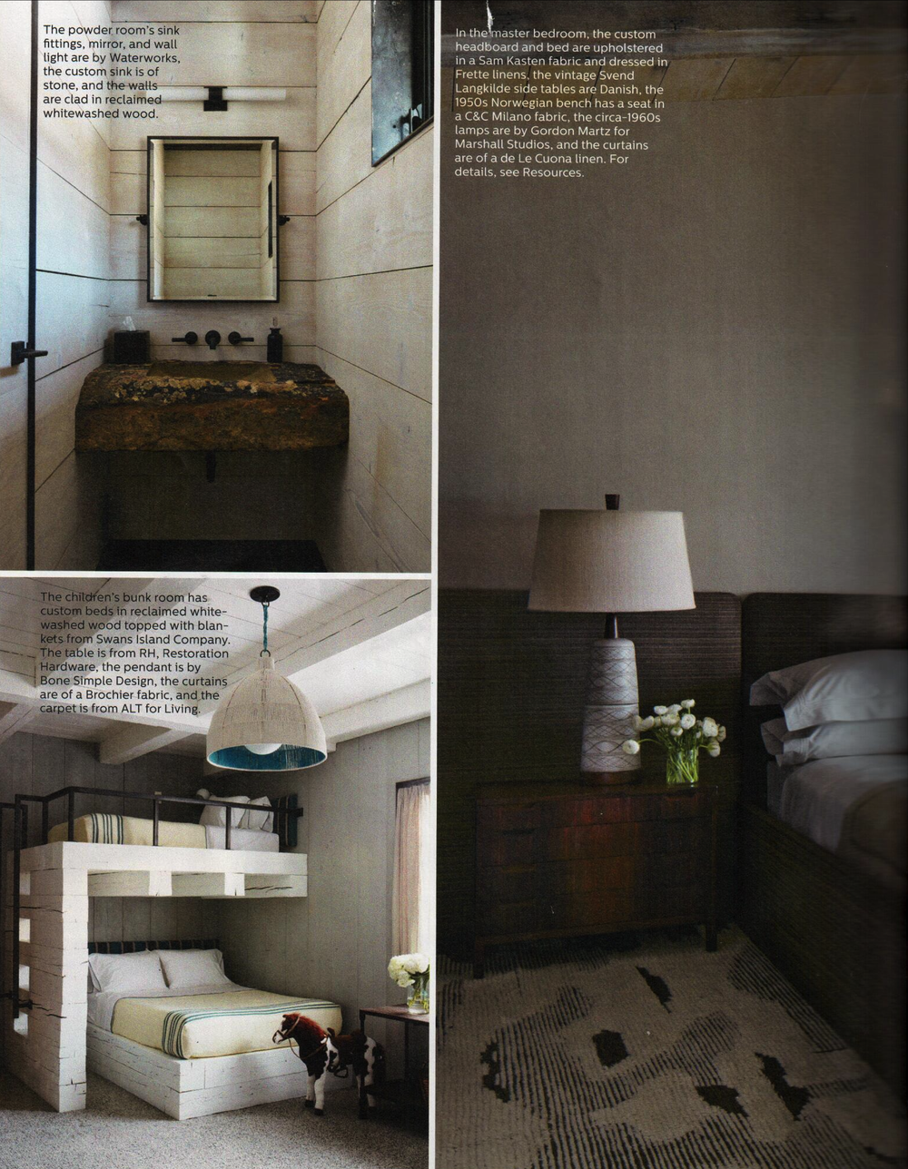 Shawn Henderson I Elle Decor I ALT for Living Rug