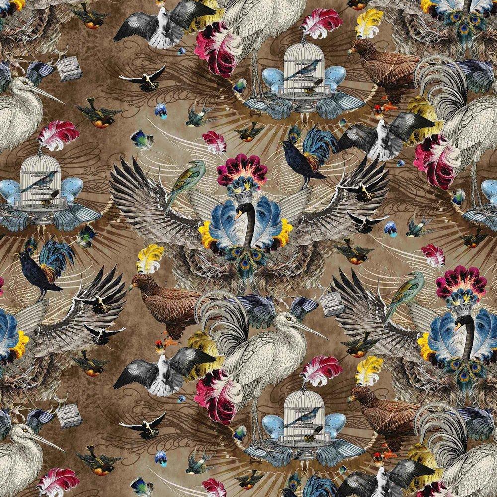 SANTORUS Arrivee des Oiseaux I Opal