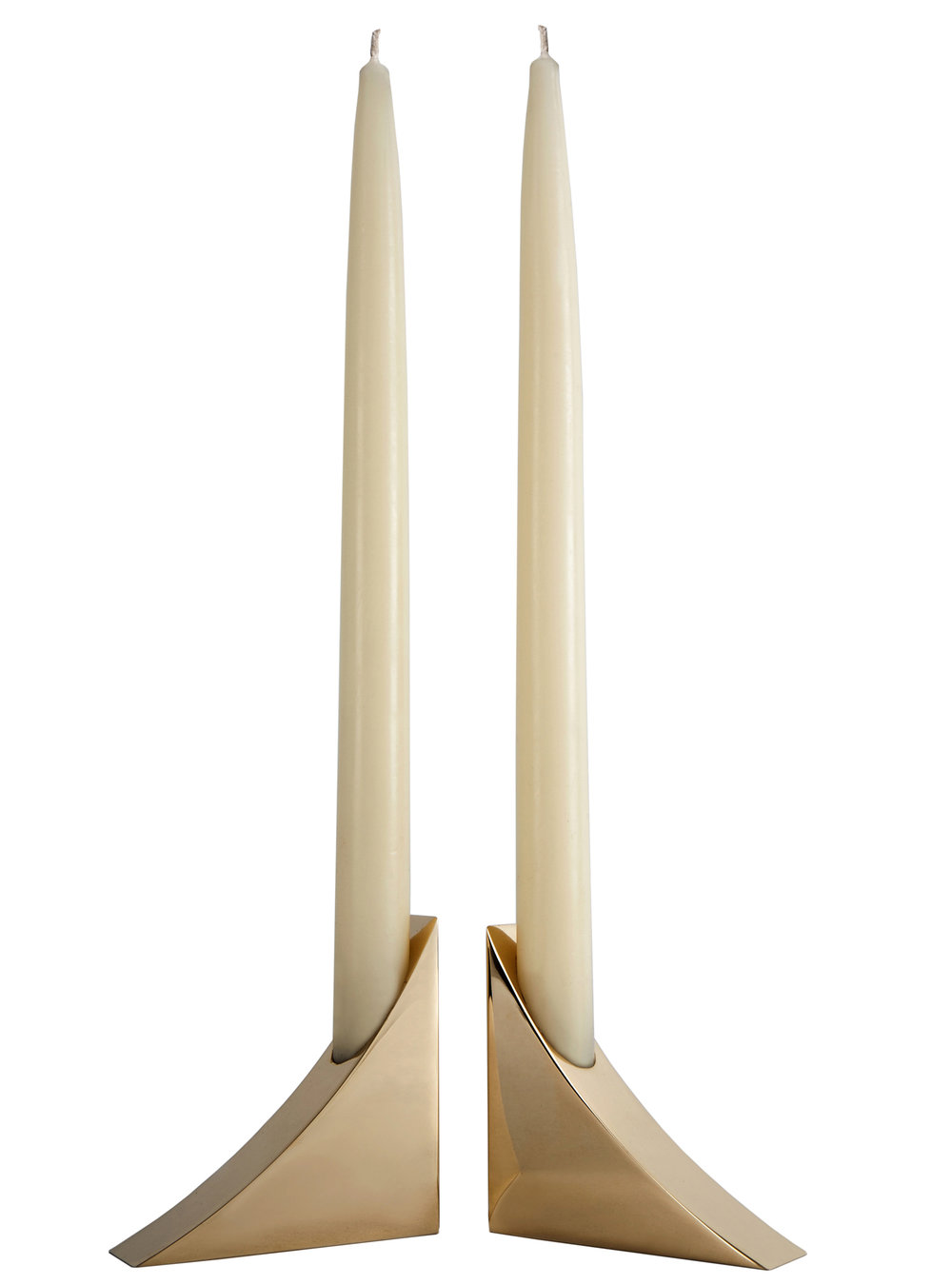 WAVE CANDLE STICK