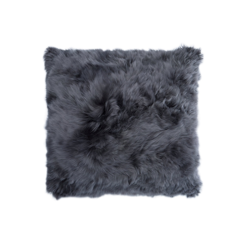 ALT ALPACA FUR I DARK GRAY