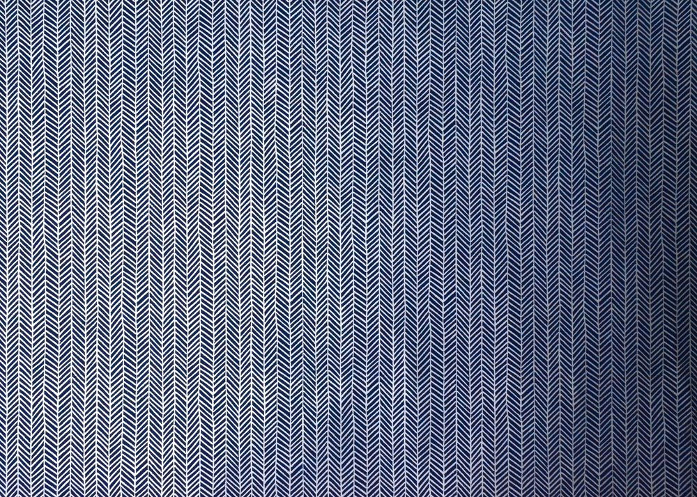 HERRINGBONE I NAVY