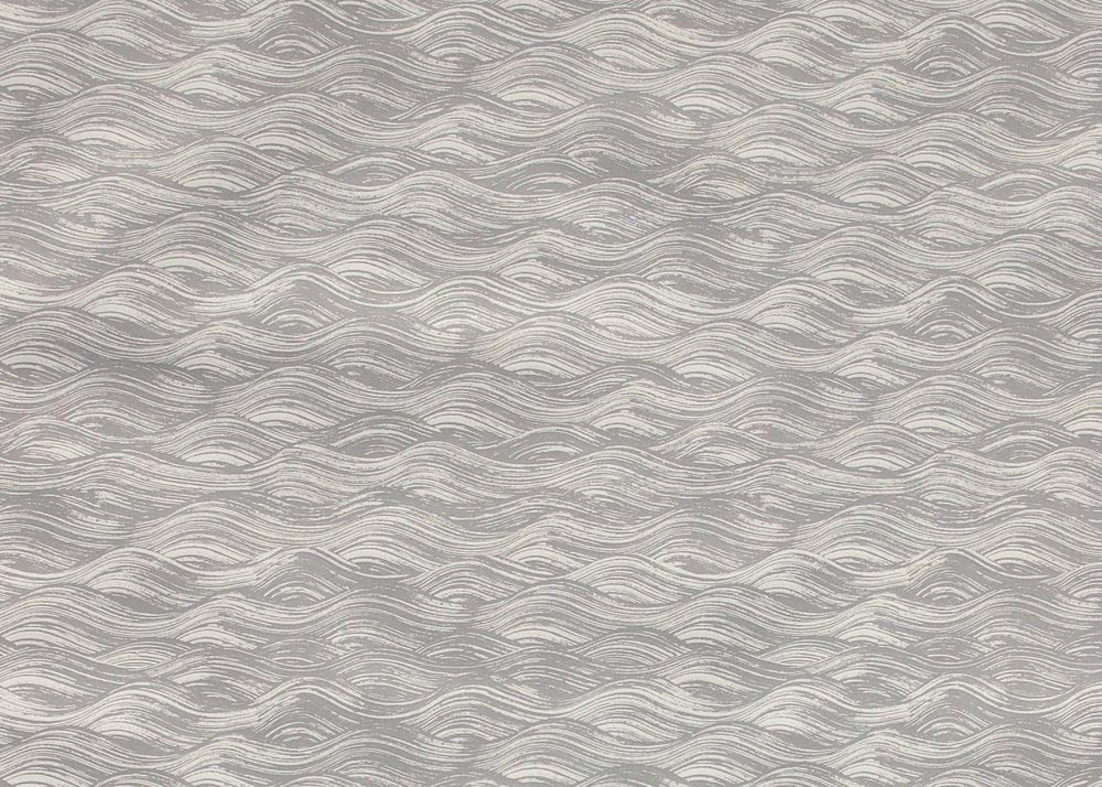 PAINTED WAVE I FRENCH GREY