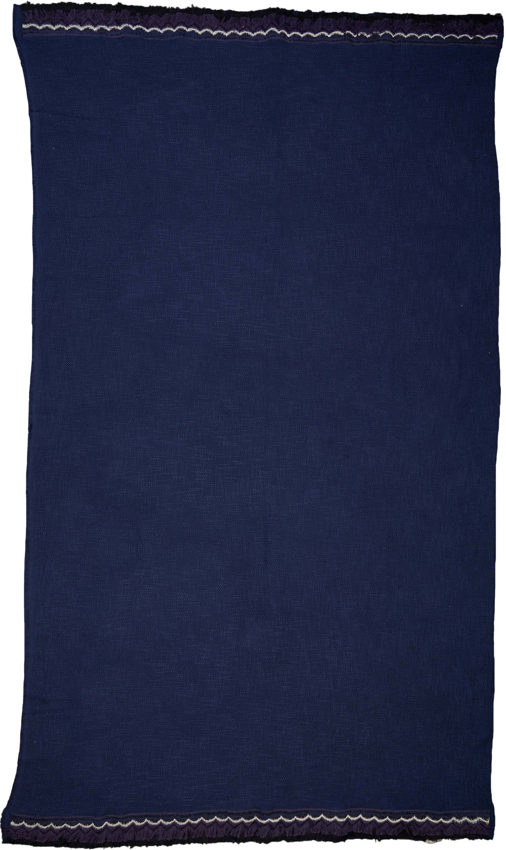 OMERO THROW I NAVY