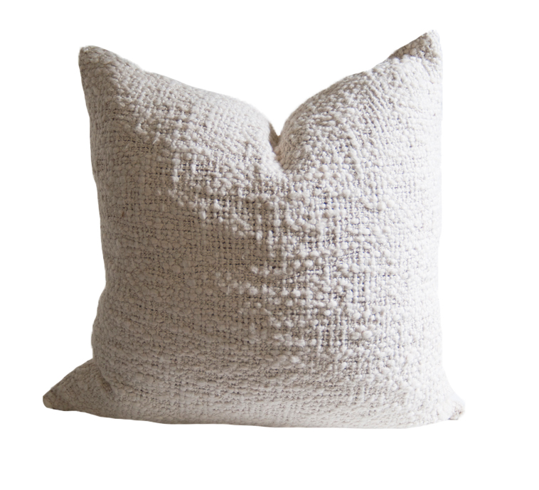 RUSTIC COTTON PILLOW