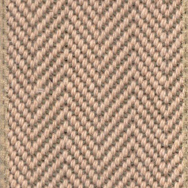 183. HERRINGBONE I NATURAL GREEN I 19-25