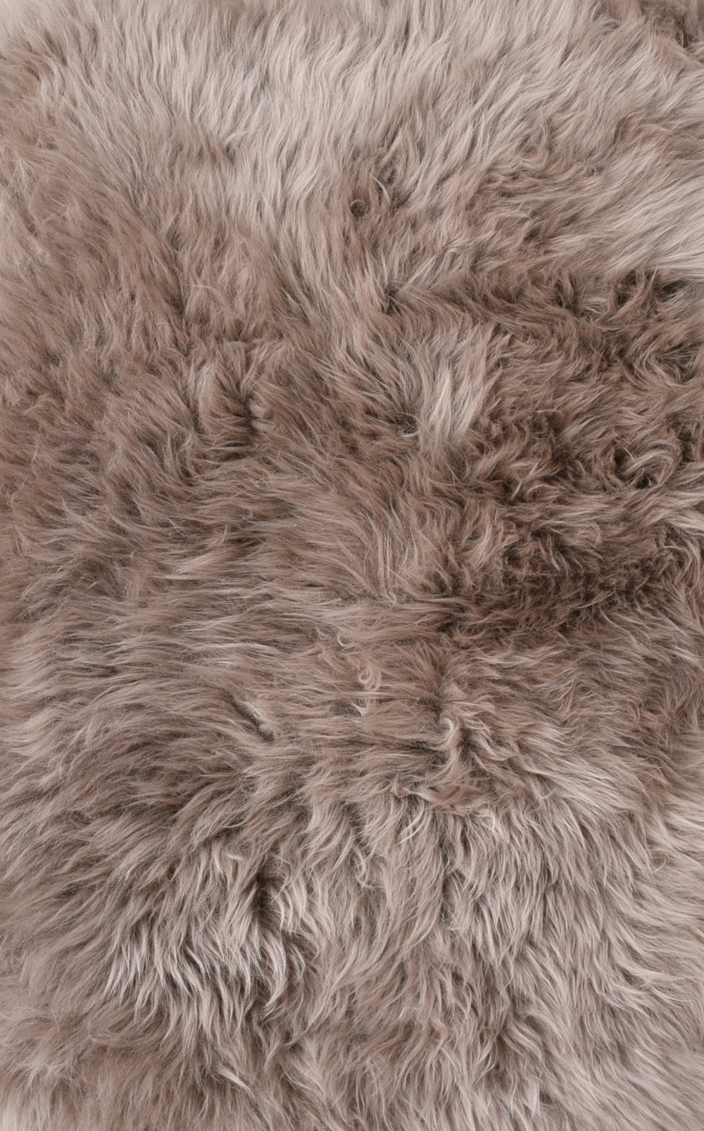 LONG HAIR SHEEPSKIN I GREY STONE