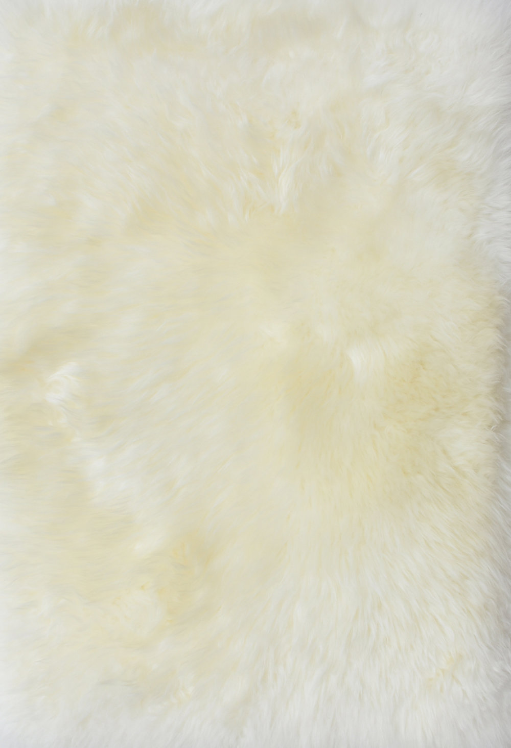 LONG HAIR SHEEPSKIN I NATURAL IVORY