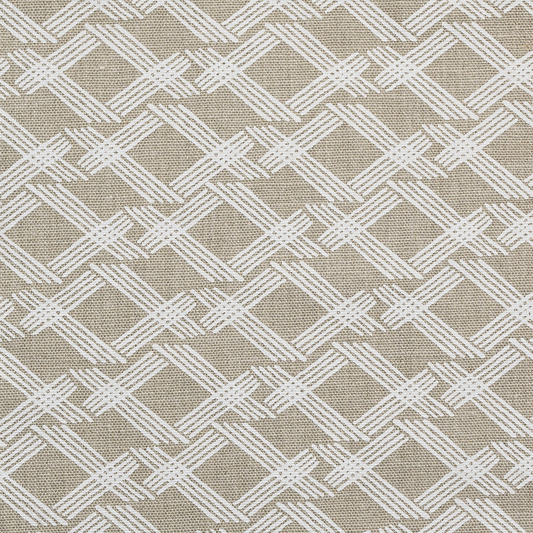 CROSSHATCH WHITE