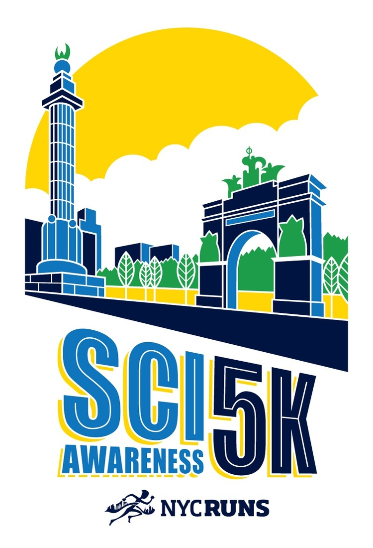 Spinal Cord Injury (SCI) Awareness 5K Run-Roll-Walk