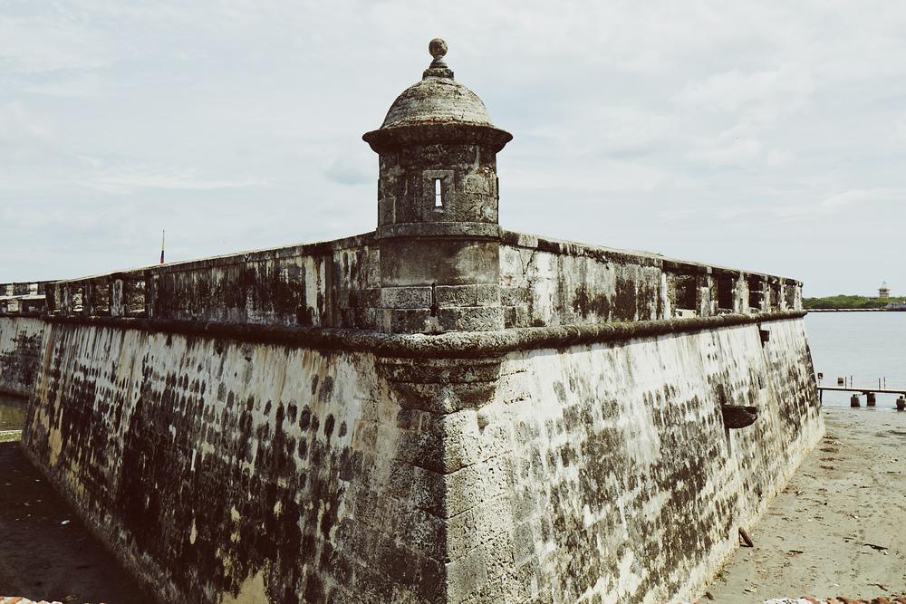 Castillo San Fernando - Andrew Casey