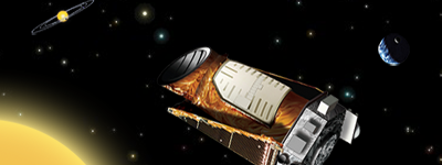 For more info about Kepler see http://kepler.nasa.gov (external link)