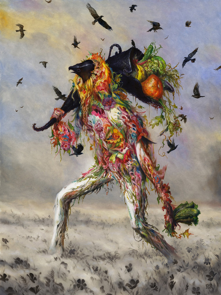 VEGAN CULT LEADER by Esao Andrews