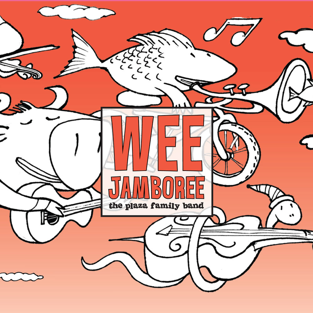 Wee Jamboree, 2011 ORDER:  Pickup or Shipping  DOWNLOAD:  itunes  |  CDBaby  |  Amazon  LISTEN:   Spotify   |   iheartradio