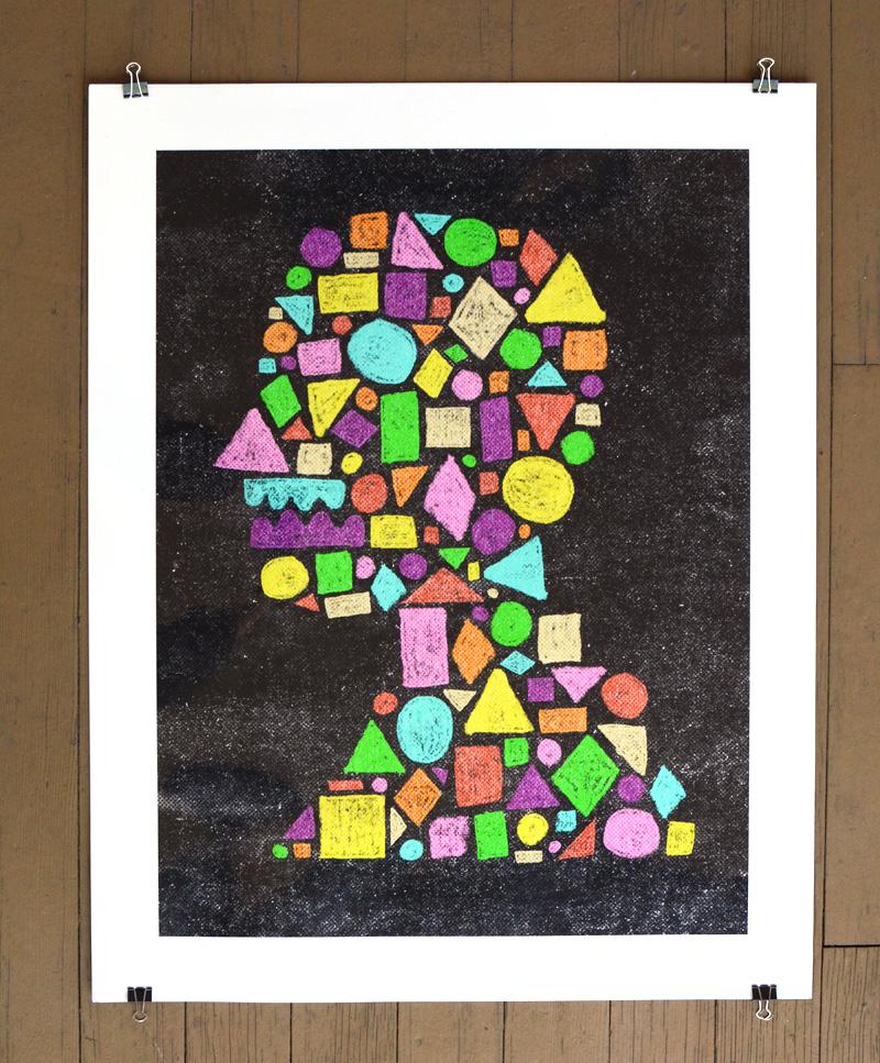 Nick-Nelson-Mosaic-Silhouette-Screenprint-Giclee-Poster-2.jpg