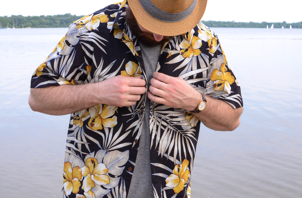 squish-wear-golden-hibiscus-floral-flower-hawaiian-mens-button-up-shirt-1.jpg