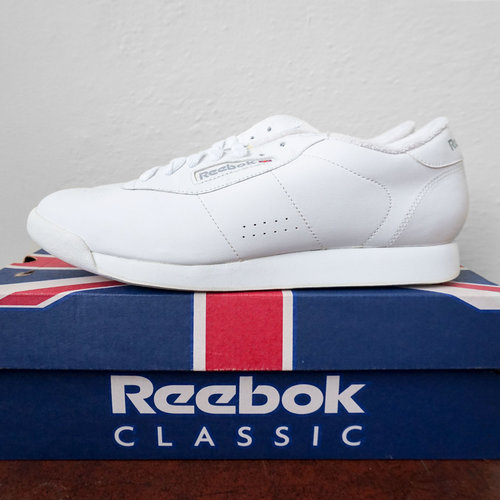 fe5cdf831b8a Vintage 1990 s Reebok Classic Deadstock Sneakers — MOTH ODDITIES