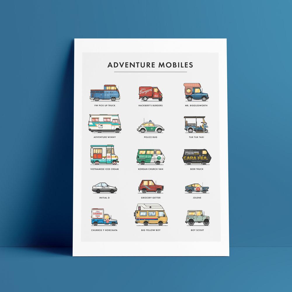 Adventure Mobiles