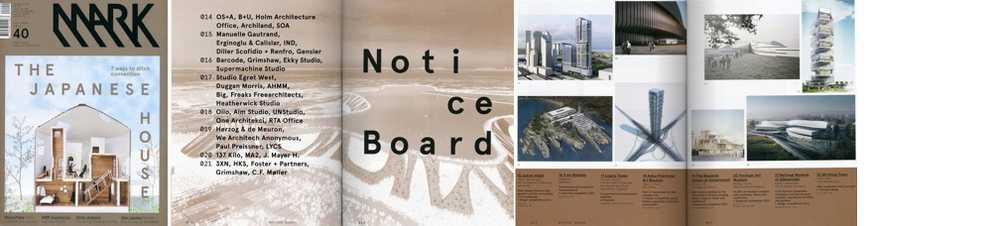 MARK magazine, issue 40, pg 18, Oct/Nov 2012  /  Project: Jadran