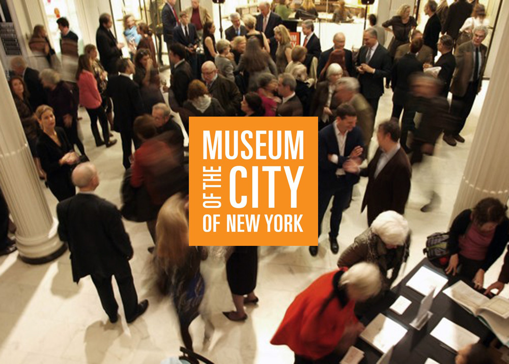 "OPENING - MUSEUM OF THE CITY OF NEW YORK - NYCity2 opening of ""The Unfinished Grid: Design Speculations for Manhattan"" / 05.12 / Museum of the City of New York / NYCity2 Dec 6 through Apr 15"