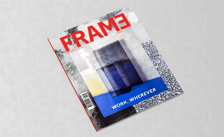 Interview on Frame magazine — oiio