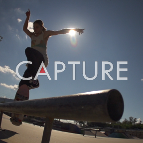Capture joins community members with professional film editors and musicians to create short films. Capture 2017 is coming this fall!