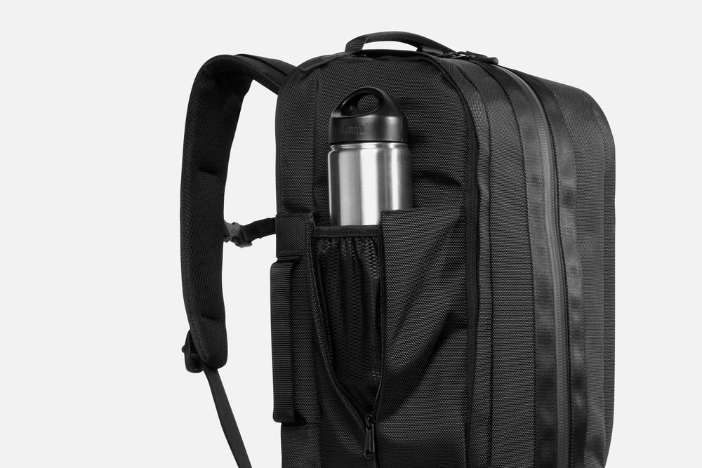 c97095bedcbf Aer Duffel Pack Gym Work Pack Sport  nbsp Water Bottle Pocket