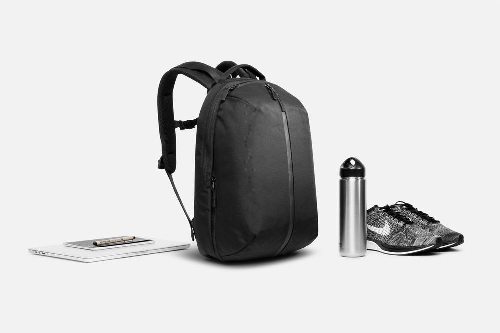 478dfcecba2 Fit Pack - Black — Aer   Modern gym bags, travel backpacks and ...