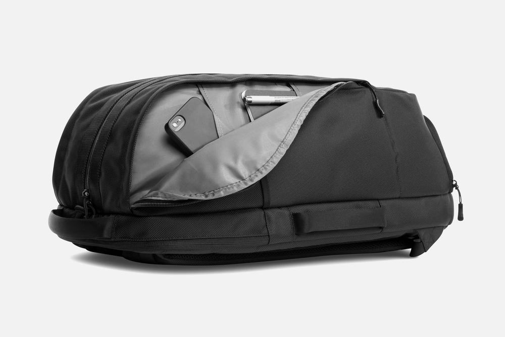 5b0d4eae5a6e Aer Duffel Pack Gym Work Pack Sport  nbsp Bag Side Pocket