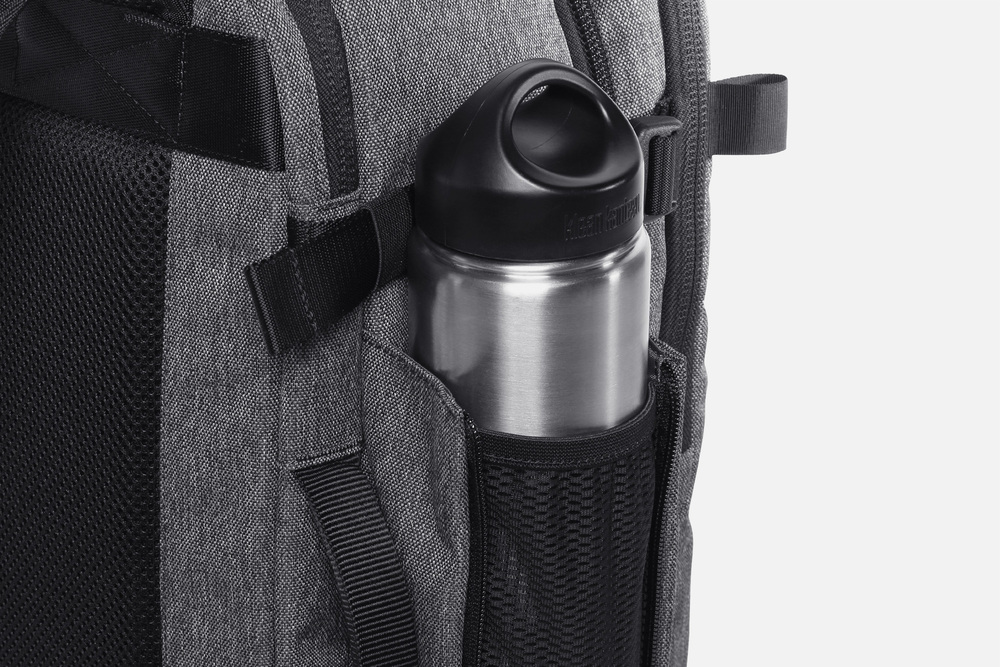 Expandable Bottle Holder Travel Backpack