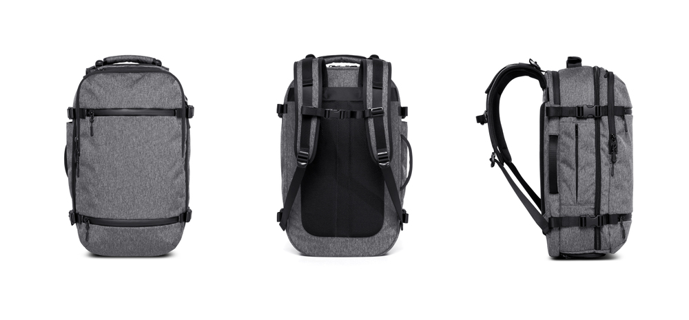 Aer Travel Pack Carry-on Backpack Technical Specifications