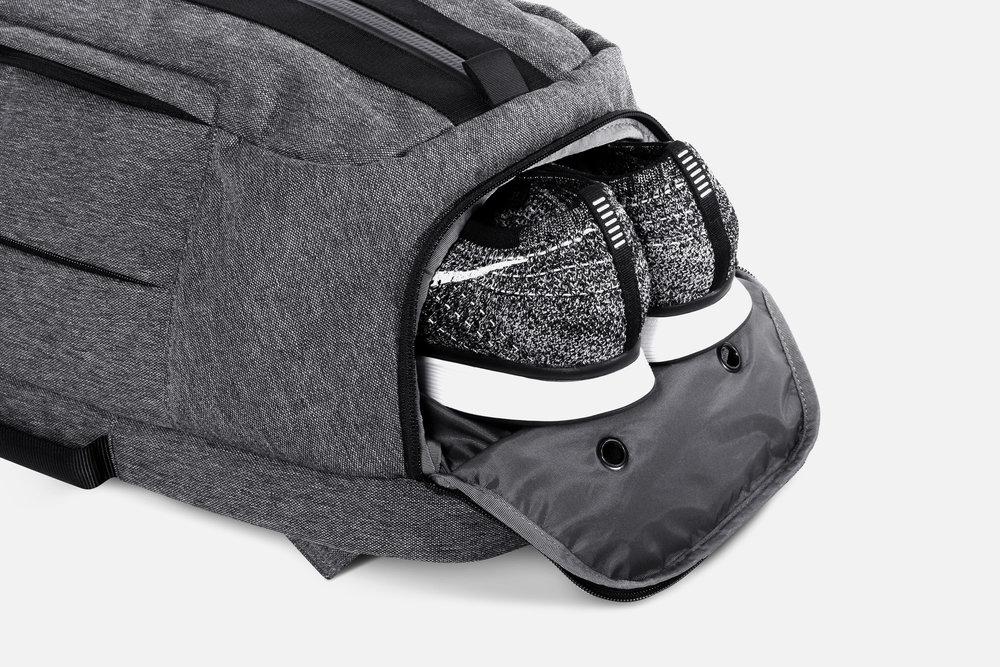 Aer Duffel Pack Gym/Work Pack SportBag Shoe Pocket