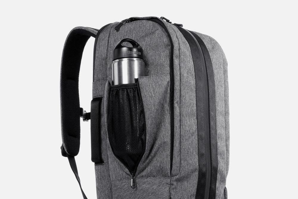 Aer Duffel Pack Gym/Work Pack SportBag Water Bottle Pocket