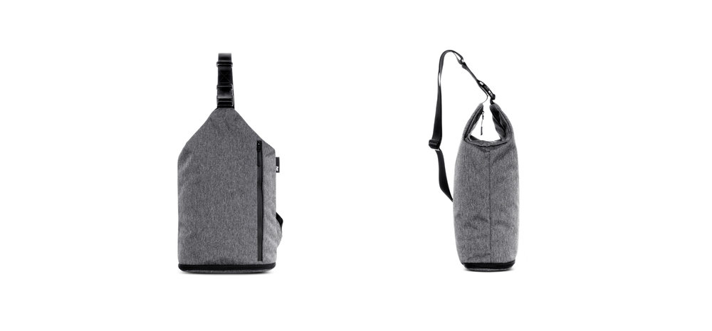 Sling Bag - Gray — Aer | Modern gym bags, travel bags and ...