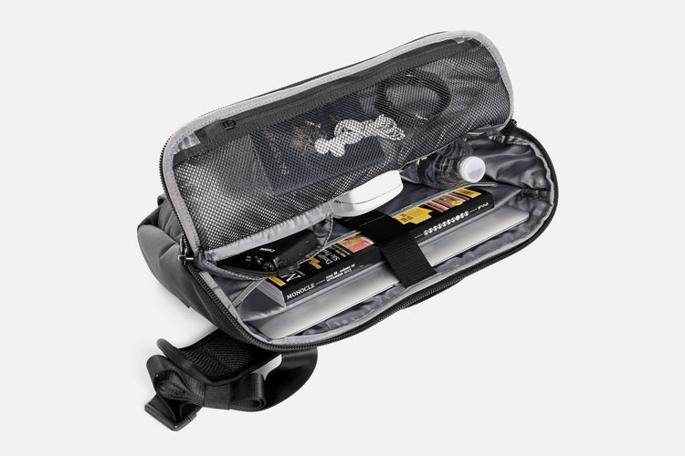 Aer Travel Sling Interior Organization