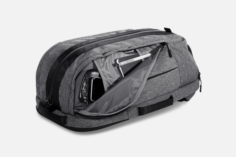 Aer Duffel Pack Gym/Work Pack Sport Bag Side Pocket