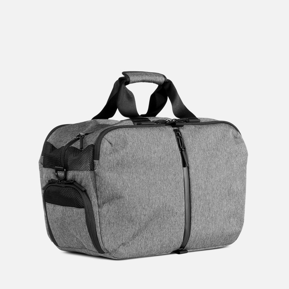 Gym Duffel 2 - Gray — Aer  74ba6873a9038