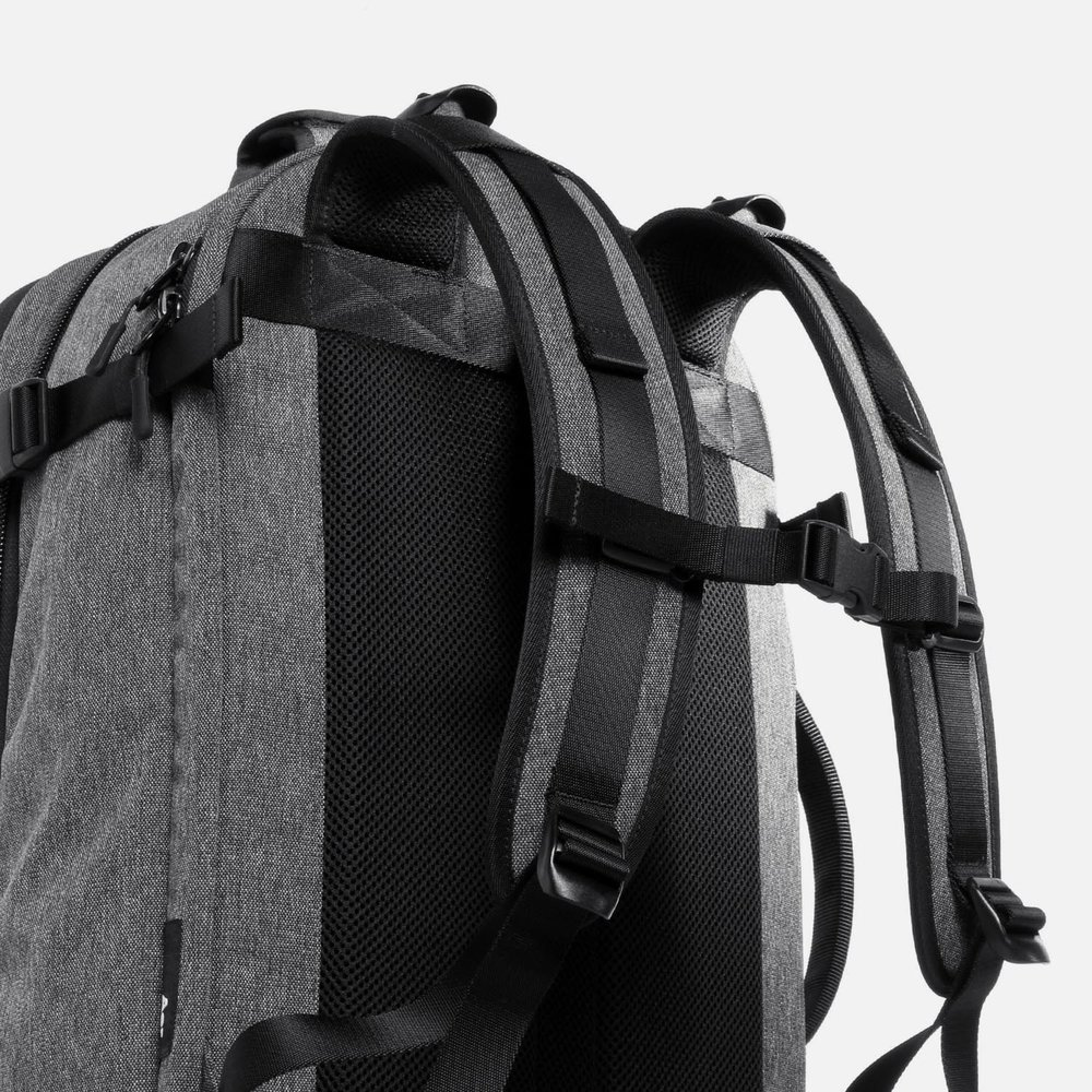 Padded Comfortable Shoulder Straps Travel Backpack