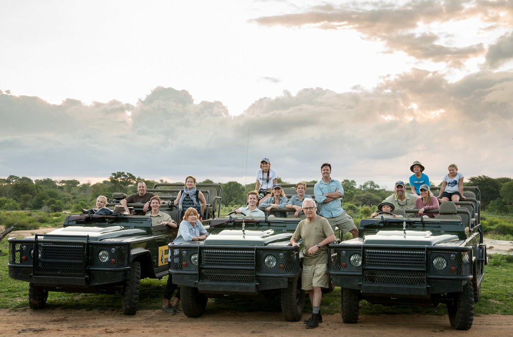 Kenya Family Safari - June18-25, 2019