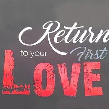 "Sermon, May 27, 2018: ""Return to Your First Love"" May 27, 2018 Dr. Charles Kimball Traditional Service in Sanctuary Contemporary Service in Fellowship Hall  No Evening Worship or pm activities Sunday, May 27 at the church. Also, the church office will be closed on Monday, May 28 in observance of Memorial Day. Enjoy your holiday!"