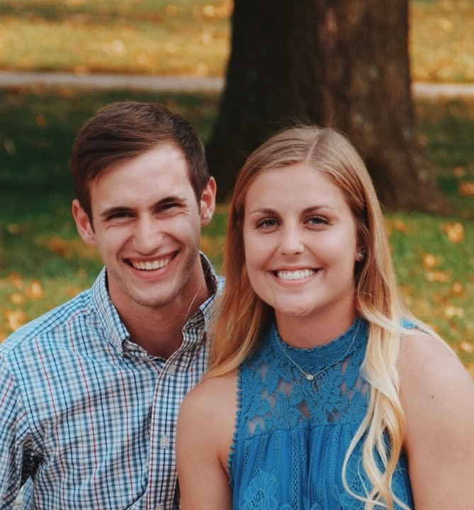 Meet Andrew and Payton Worley - Student Ministry
