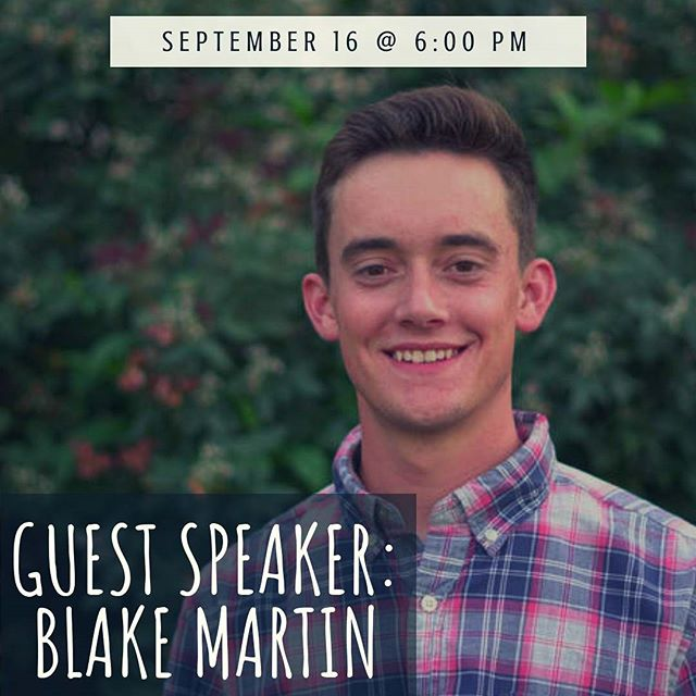 Come and join us this Sunday, September 16th, at 6:00 pm to listen to Blake Martin talk about his incredible journey at Wallace Avenue Church.  Blake Martin, pastor of Wallace Avenue Baptist Church, has led his church in a remarkable revitalization over the past 2 years.  The church has moved from the threshold of death to tripling their attendance, budget, and staff in 2 years.  Come hear his inspiring story.  We will have time for a Q&A after he speaks.
