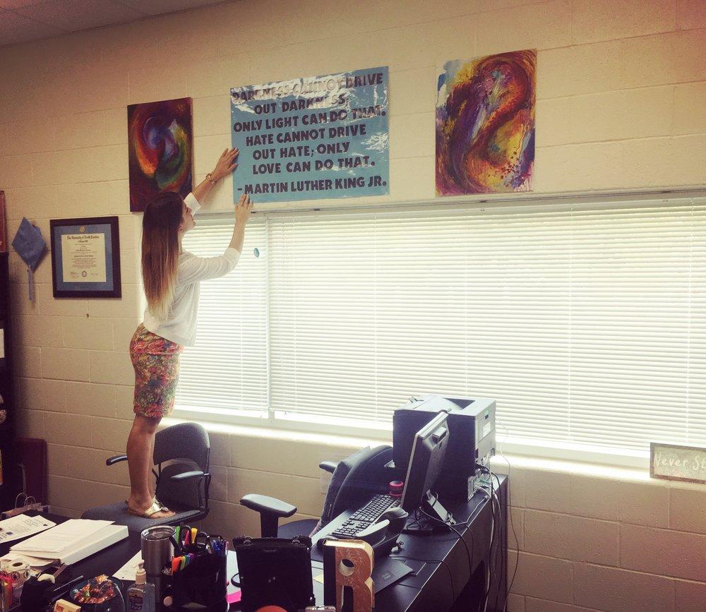 School Counselor Callie The Career Hook